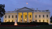 White House Dusk Small