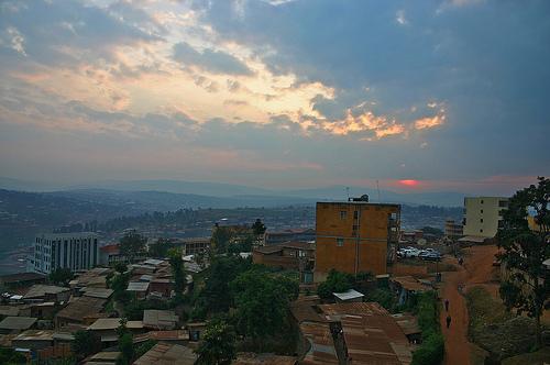 Kigali_sunrise